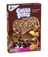 Cocoa Puffs Brownie Crunch 10.4 oz - $5.99