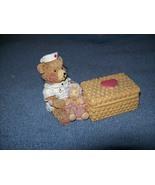 nurse bear statue - $1.00
