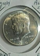 1965 SMS Kennedy Half Dollar brilliant uncirculated - $9.90