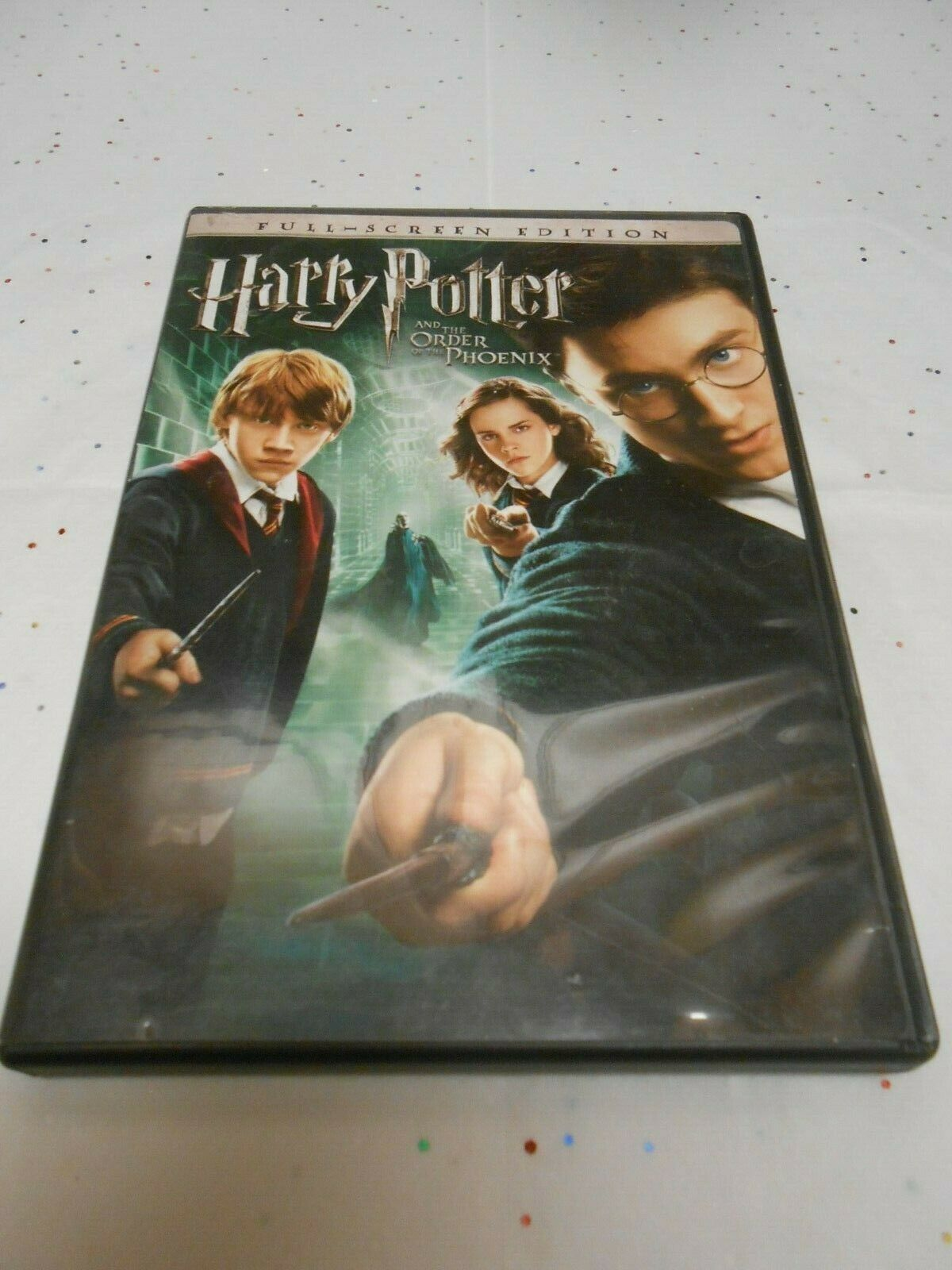 Primary image for Harry Potter and the Order of the Phoenix (Full-Screen Edition) manual FREE SHIP