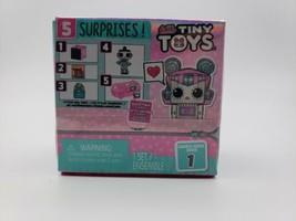 LOL Surprise Tiny Toys Blind Box #4 Surprises Mini Robot Doll Glamper Se... - $8.81