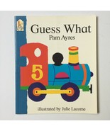 Guess What by Pam Ayres Trade Paperback Book - $12.59