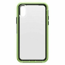 LifeProof Apple iPhone XS Max Slam Case - Night Flash Clear 77-60931 NEW