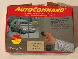 AutoCommand Remote Control Car Starter Kit DesignTech Heat or Cool Car I... - $49.54 CAD