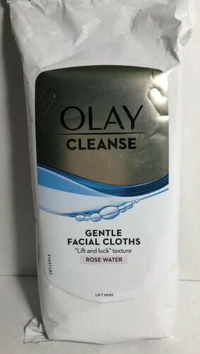 Olay Cleanse Gentle Facial Cloths  Rose Water - $8.58