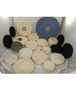 """Vintage Elastic Bands Rolls 3/4"""" - 2"""" Lot Crafts Has Issues Read Descrip... - $69.95"""