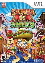 Samba de Amigo (Nintendo Wii, 2008) - $9.50
