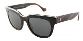 Sunglasses Balenciaga BA 60 BA0060 64A coloured horn / smoke - $118.75