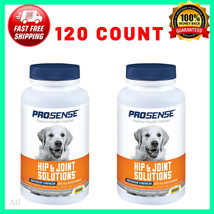 2 Pack of Pro Sense Glucosamine Joint Care Advanced , 60 Chewable Tablets  - $19.26
