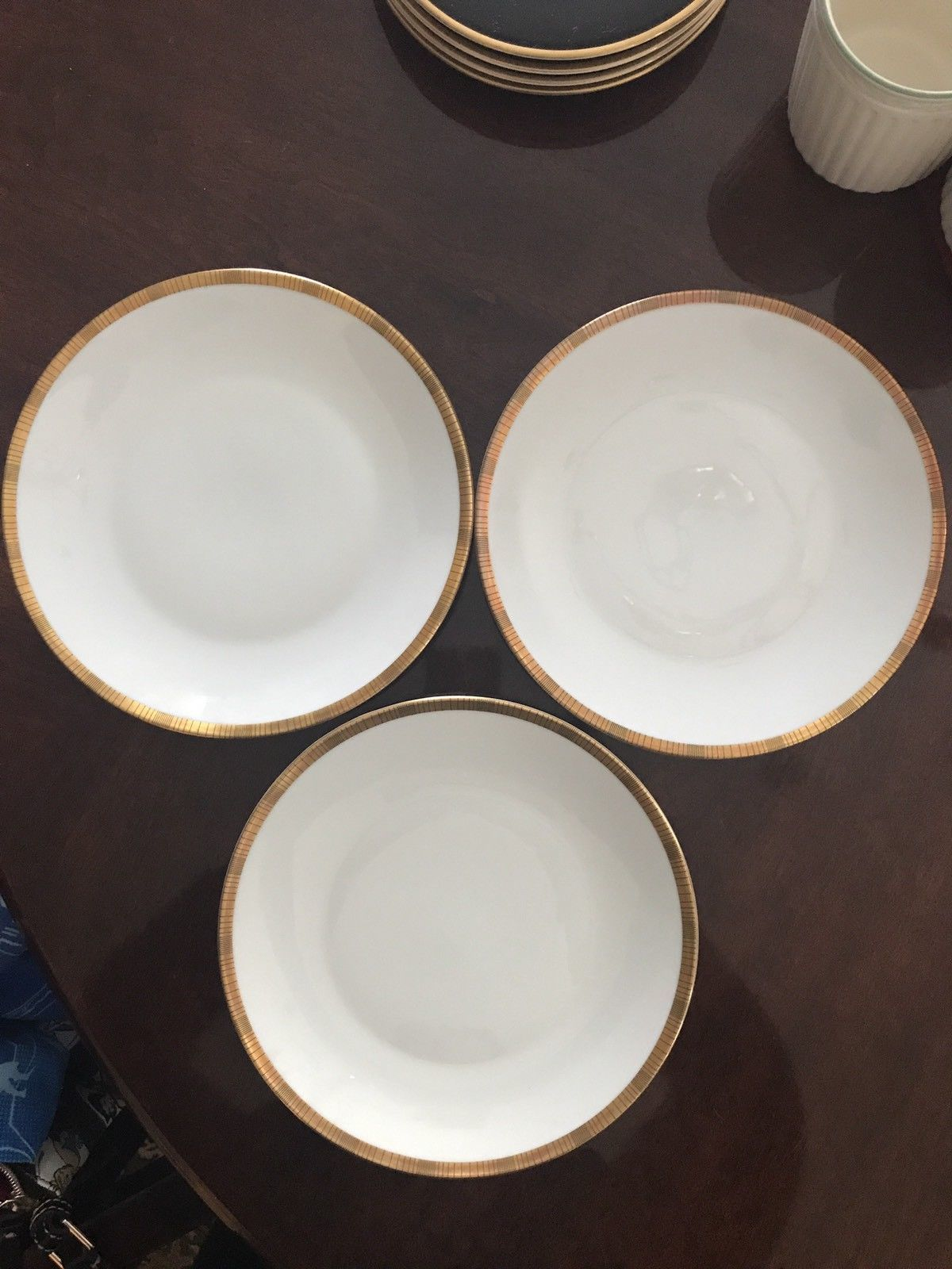 3 Vintage Rosenthal China Salad / Dessert and 50 similar items