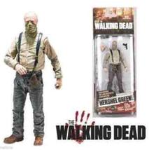 McFarlane Toys The Walking Dead Series 7 HERSHEL GREENE, Exclusive, DAMA... - $11.78