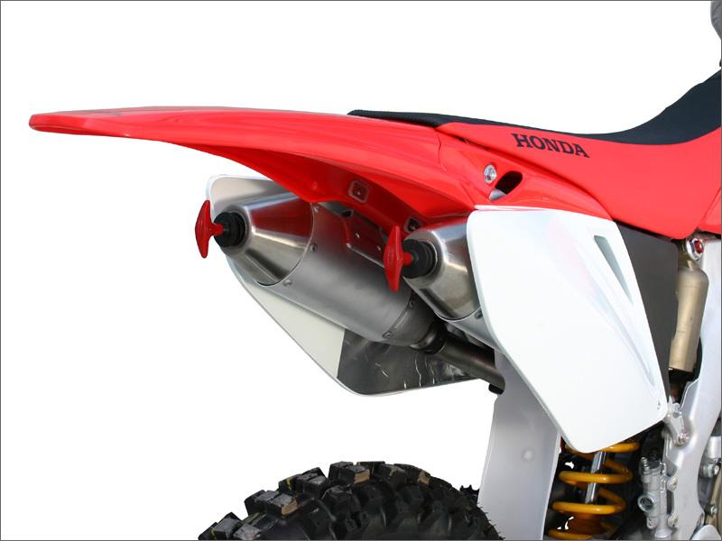 DRC Silencer Pipe Wash Plug Banshee Blaster TRX250R CR250 YZ250 KX250 RM250 KTM