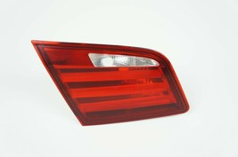 11-2016 bmw 535i 528i 550i f10 rear left driver inner tail light stop brake lamp - $70.65