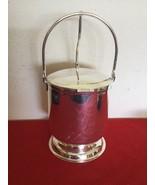Silverplate Ice Bucket w/Swing Handle - $45.00