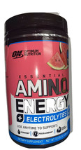 On Optimum Essential Amino Energy + Electrolytes - 10.5 oz / 295 g    Wa... - $20.99