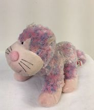 "Ganz Webkinz Bubblegum Cheeky Cat Plush Stuffed Animal Pink 8"" No Code  HM442 image 4"