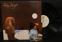 """Gary Wright Signed Autographed """"The Right Place"""" Record Album - $29.99"""