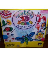 NEW Sparkling 3D Paint Activity Kit, Kids Educational Learning Toys - $28.42