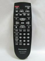 Panasonic N2QAHB000012 Dvd Player Remote DVDRP56, DVDRV26, DVDRV31, DVDRV41U - $9.99