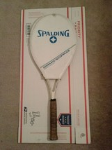 1 Tennis Racquet with POWERFUL Graphite Accomplice Includes CASE - $26.00