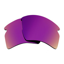 Polarized Replacement Lenses for-Oakley Flak 2.0 XL Sunglass Anti-Scratch Purple - $8.80