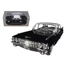 1961 Cadillac Sedan De Ville Eldorado Black 1/32 Diecast Car Model by Si... - $40.36