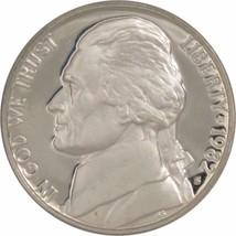 1982 S Jefferson Proof Nickel-Free Shipping - $3.95