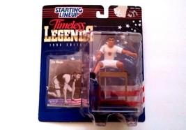Jim Thorpe Timeless Legends 1996 Edition Starting Lineup Figure Olympics... - $7.81