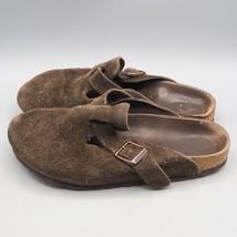 Women's Birkenstock Suede Mule Sandal Size US Ladies 7 - $24.74