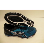 Asics men gel quantum 360 knit running shoes peacoat directoire blue siz... - $148.45