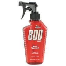 Bod Man Most Wanted by Parfums De Coeur Fragrance Body Spray 8 oz - $17.95