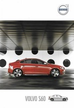 2015.5-2 Volvo S60 sales brochure catalog folder US T5 T6 AWD R-Design - $7.00