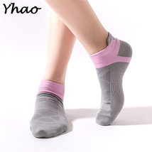 Yoga Socks Anti-SlipSoft Fitness Breathe Seamless Toe Closure - £13.18 GBP