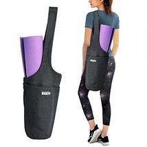 ASKITO Yoga Mat Bag by Yoga Mat Tote Sling Carrier w/Large Side Pocket &... - $418,30 MXN