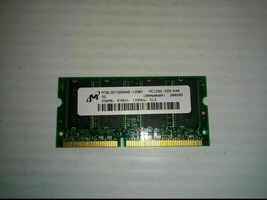 MICRON ORIGINAL MEM1841-256D 256MB for Cisco Router 1841 SDRAM 144PIN SODIMM