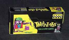 2007 Weird-Ohs Collector Cards, Complete Box w/24 packs - $28.99