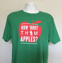 How Bout Them Apples Smash Captain Morgan Rum T Shirt Mens Large - $21.73