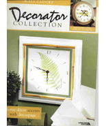 Leisure Arts Decorator Collection Wall Clocks D... - $4.98