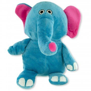 Plush Elephant Pet Toy