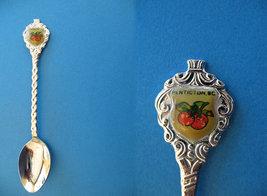 Penticton BC. 1984 Convention Cherry Emblem Souvenir Spoon - $4.99