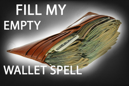 HAUNTED 27X FULL COVEN FILL MY WALLET ATTRACT FAST ABUNDANCE MAGICK 99 W... - $38.00