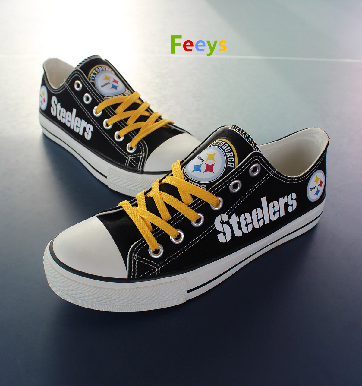 deb0a1c065c Steelers shoes womens sneakers pittsburgh and 50 similar items. Img 2006