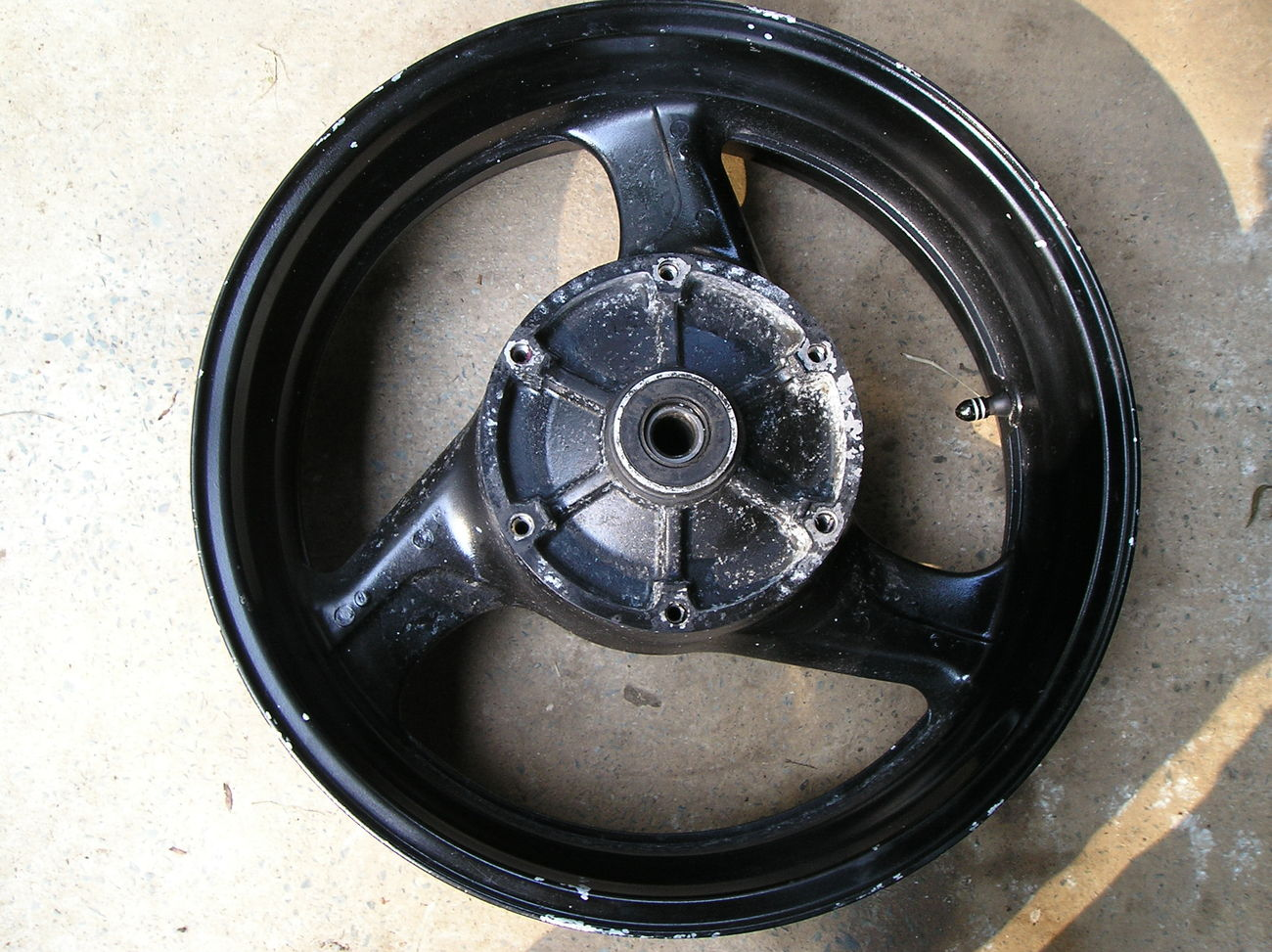 Honda CBR1100XX '97-'01 rear wheel
