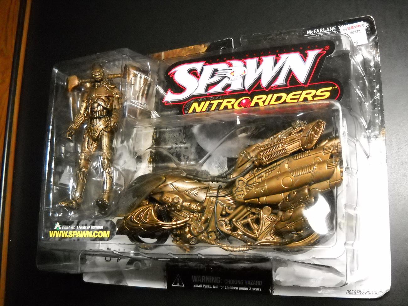 Toy spawn mcfarlane nitro rider green vapor 1999 01
