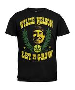 Willie Nelson - Let It Grow T-Shirt - $17.95+