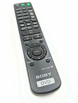 Genuine Sony RMT-D126A DVD Remote Control OEM Original Replacement - $9.45