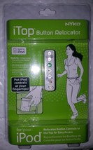 NYKO iTop Button Relocator Made For iPod NEW SEALED - $15.00