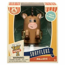Disney Toy Story Bullseye Shufflerz Walking Figure New - $17.24