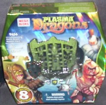 Mega Bloks PLASMA DRAGONS Battle Realm Booster Pack Set #9456 NEW IN BOX... - $14.96