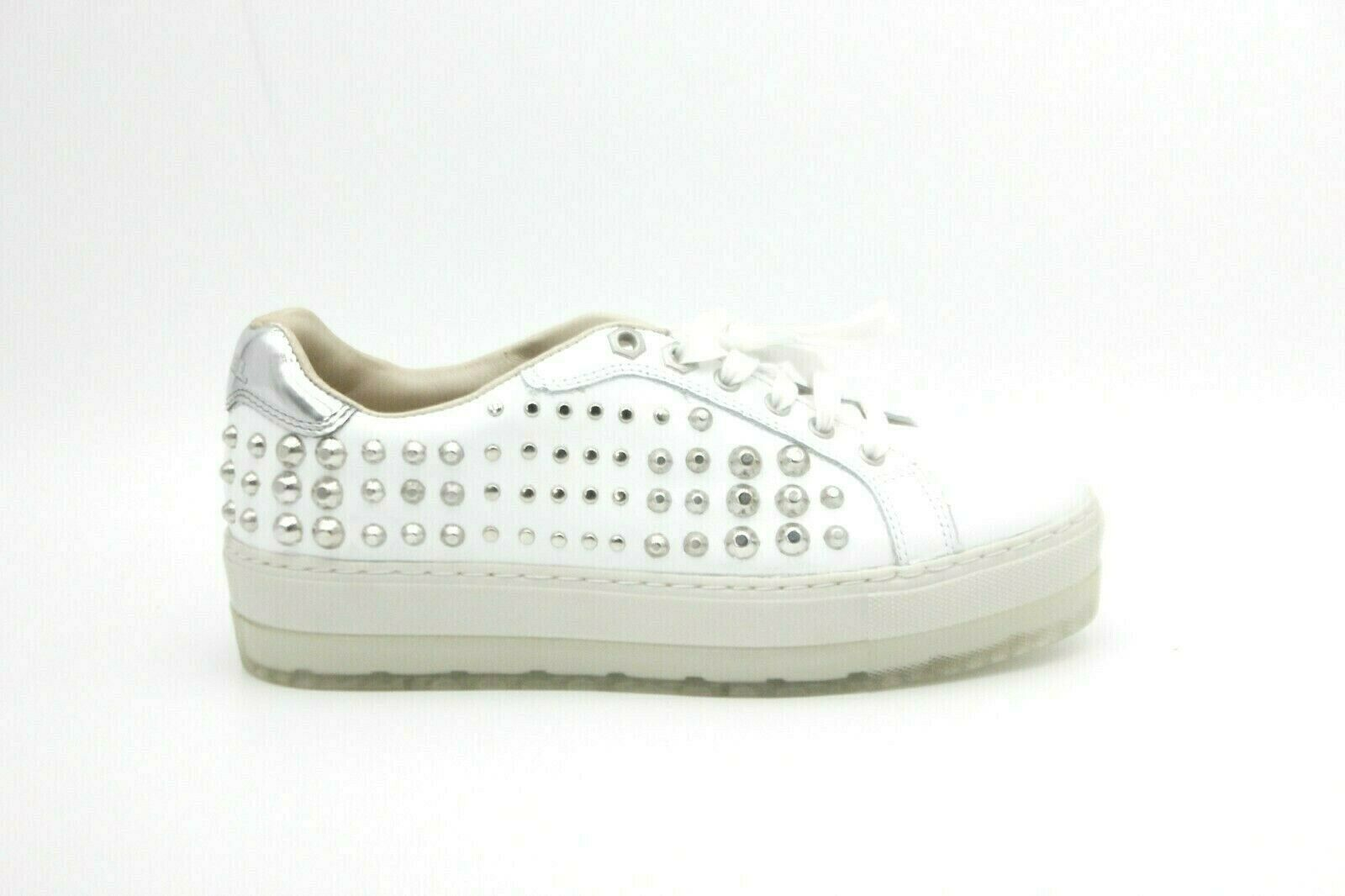 Primary image for DIESEL S-Andyes Womens Casual Sneakers White  Size US 6